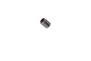 HOSE FERRULE, 1/4 IN ID, BRASS, PLATED, 50/PACK by Precision Medical, Inc.