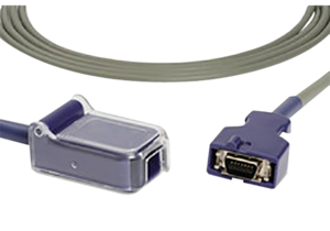 10 FT DB 14 PIN TO DB9 FEMALE SPO2 ADAPTER CABLE by Welch Allyn Inc.