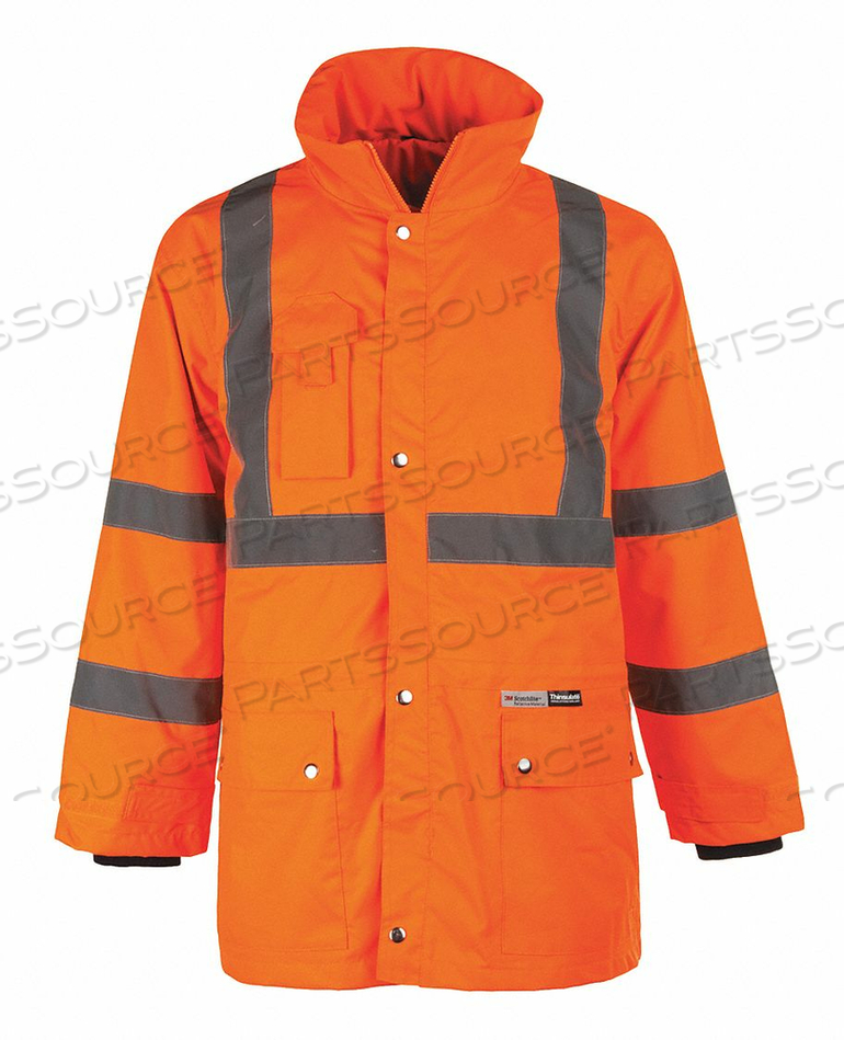 HOODED JACKET UNISEX 5XL INSULATED by Condor