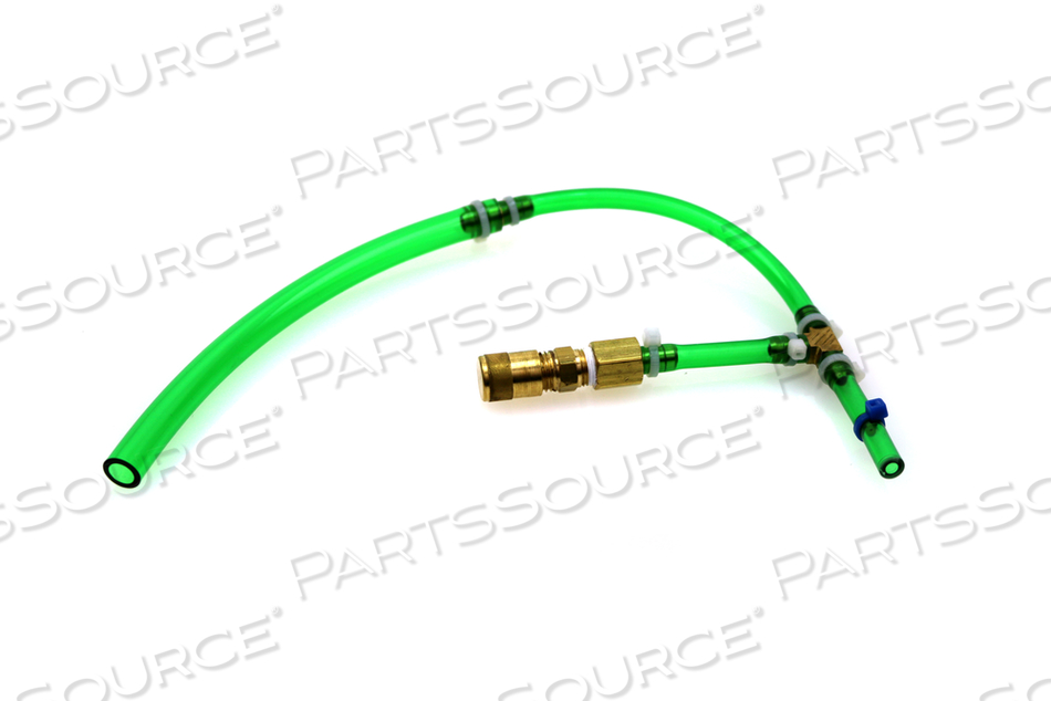 OUTLET PRESSURE TUBING TUBING, GREEN