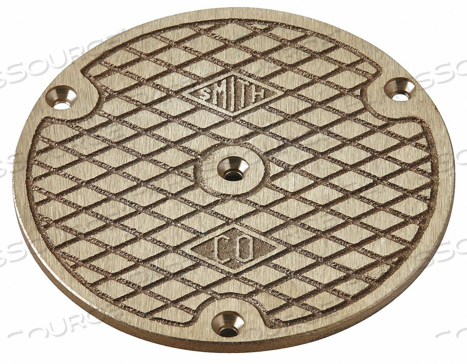 FLOOR CLEANOUT COVER by Jay R. Smith Mfg. Co