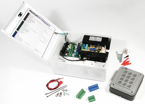 STAND ALONE ACCESS CONTROL SYSTEM 12VDC by Storm Interface