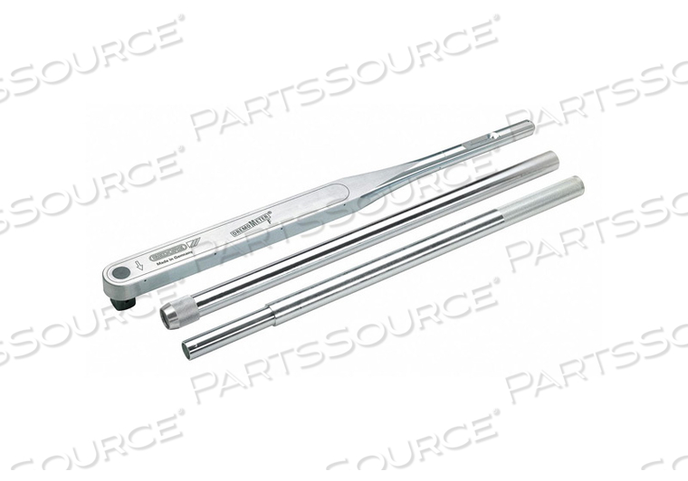 TORQUE WRENCH 1-1/2 DR. 96-37/64 L by Gedore
