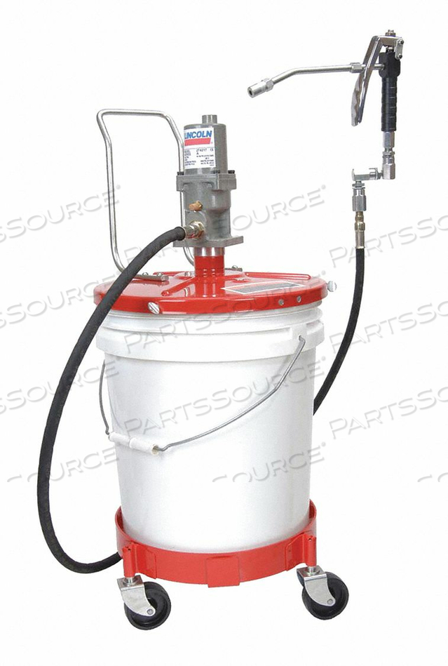 GREASE PUMP 25 TO 50 LB CONTAINERS 40 1 by Lincoln