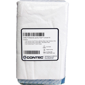 PROFESSIONAL LAUNDRY-FREE TURNOVER KIT by Contec