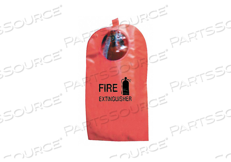 FIRE EXTINGUISHER COVER W/WINDOW 15-30LB by Steiner