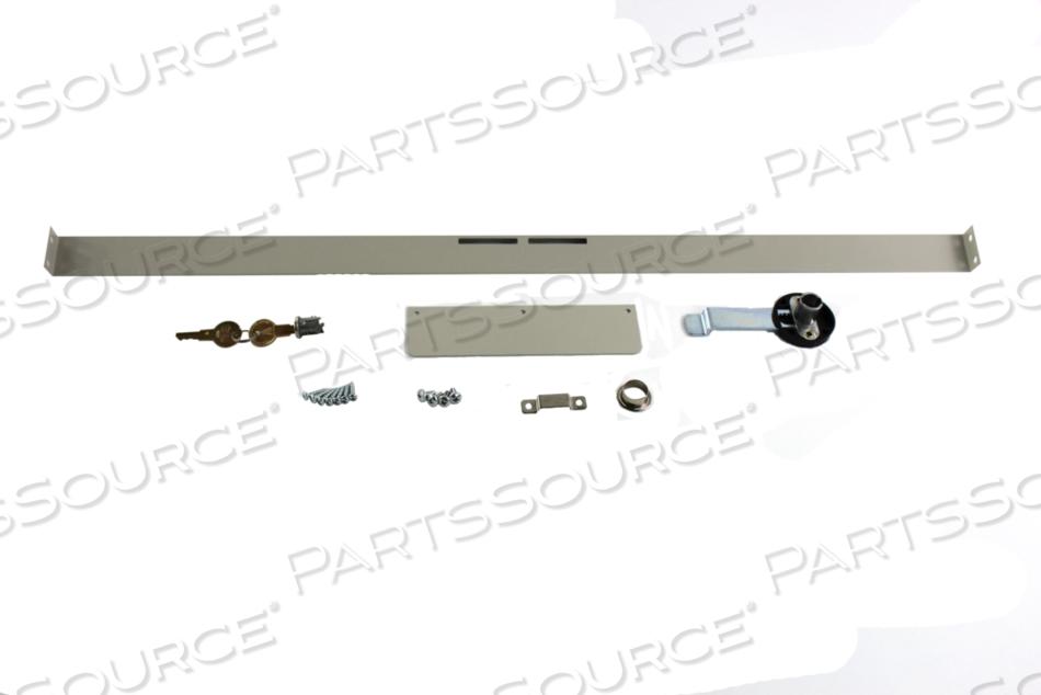 KIT, LOCK, DBL DOOR BASE-30IN (FIELD) by Midmark Corp.