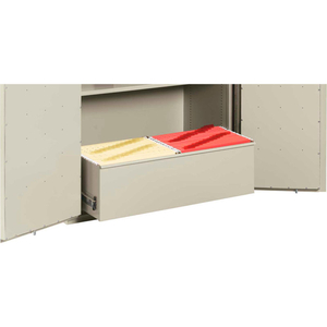 DRAWER BODY FOR CF4436-DAW & CF7236-DAW, ARTIC WHITE, ASSEMBLED by Fire King