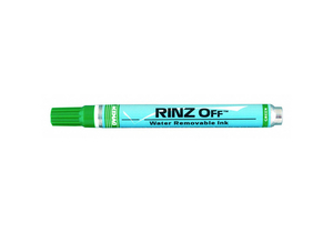 J7223 PAINT MARKER REMOVABLE GREEN by Dykem