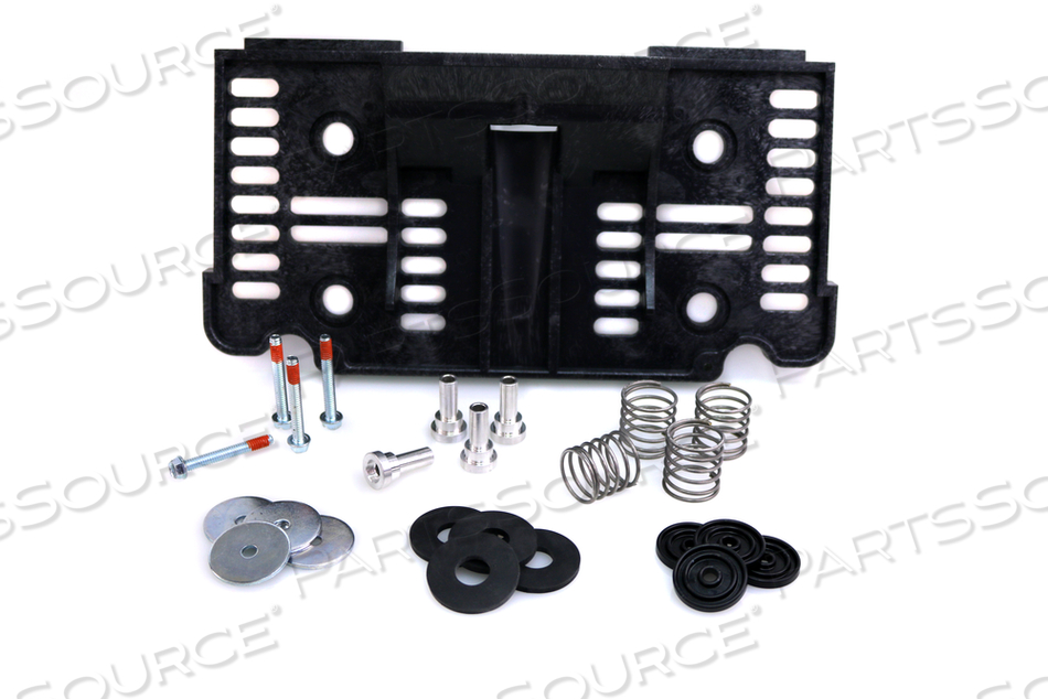 SPRING MOUNT VIBRATION KIT WITH BUMPERS/CAPACITOR BRACKET