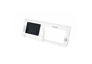 FRONT BEZEL ASSEMBLY TEXT by Philips Healthcare (Medical Supplies)