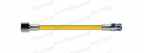 HOSE ASSEMBLY, 6 FT, USA, MEDICAL AIR, 1/4  FNPT - 1/4  MNPT, CONDUCTIVE 1/4 by Amvex (Ohio Medical, LLC)
