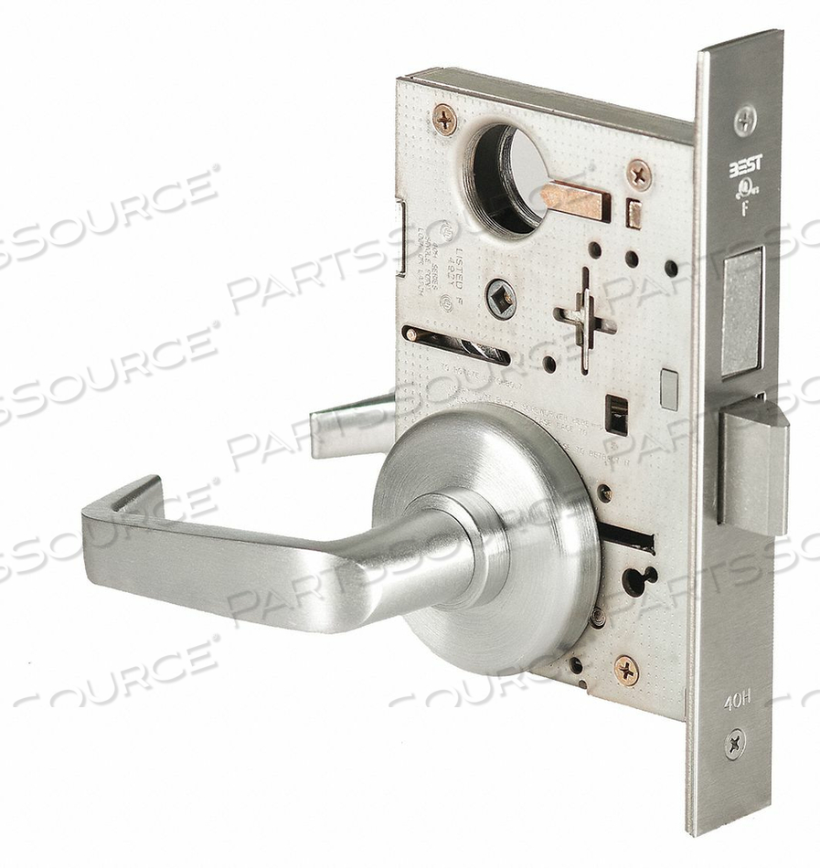 LEVER LOCKSET MECHANICAL PRIVACY GRADE 1 by Best