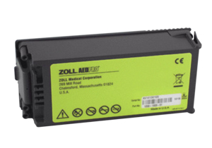12V 4.2AH NON RECHARGEABLE LITHIUM LIMN02 BAT FOR ZOLL AED PRO by ZOLL Medical Corporation