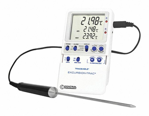 DIGITAL THERM EXCURSION-TRAC DATALOG by Traceable