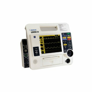 LIFEPAK 12, 3-LEAD ECG/PACING/SPO2/NON-INVASIVE BLOOD PRESSURE/ETCO2 by Physio-Control