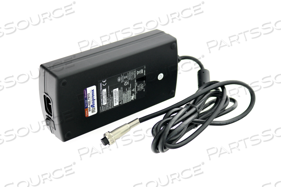 24V 6.25A 8-PIN DIN AC POWER SUPPLY ADAPTER by Ault, Inc.