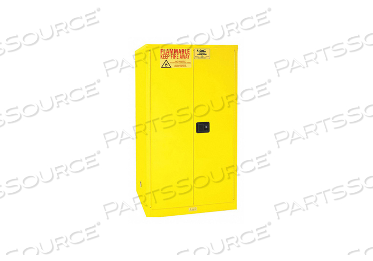 FLAMMABLE LIQUID SAFETY CABINET 60 GAL. by Condor