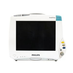 INTELLIVUE MP40 PATIENT MONITOR, 4 WAVES, SOFTWARE CARDIAC CARE-C, NO BATTERY OPTION by Philips Healthcare