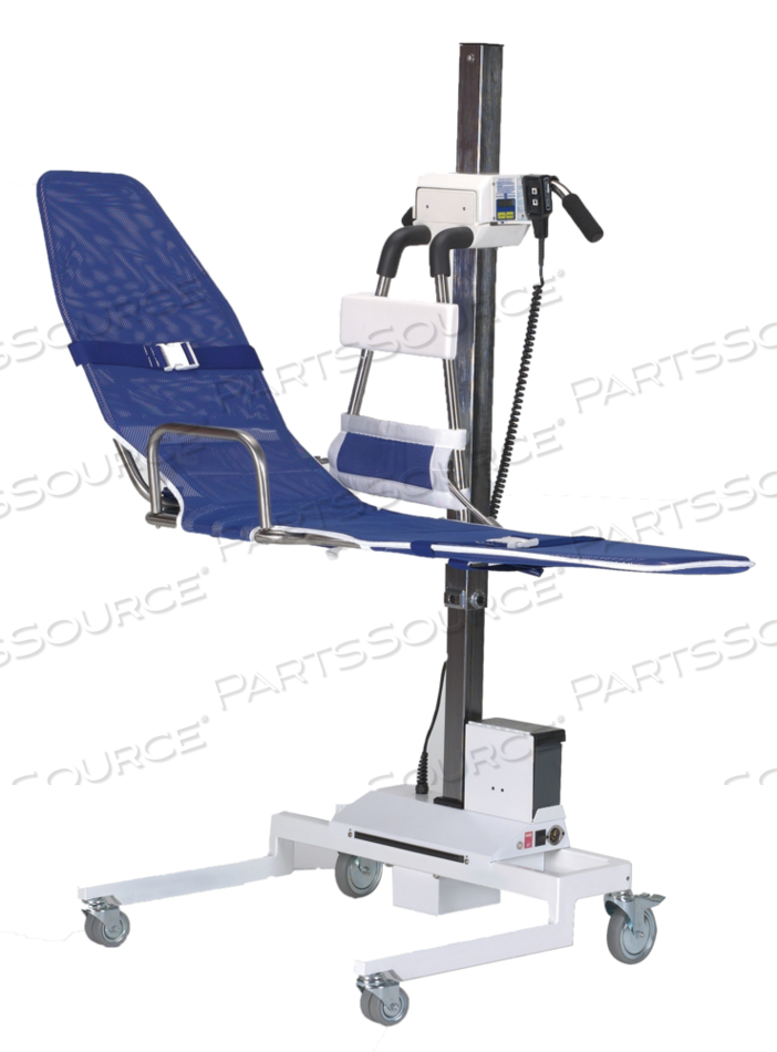 1200 SERIES: TRAVERSE STRETCHER LIFT by Invacare Corporation