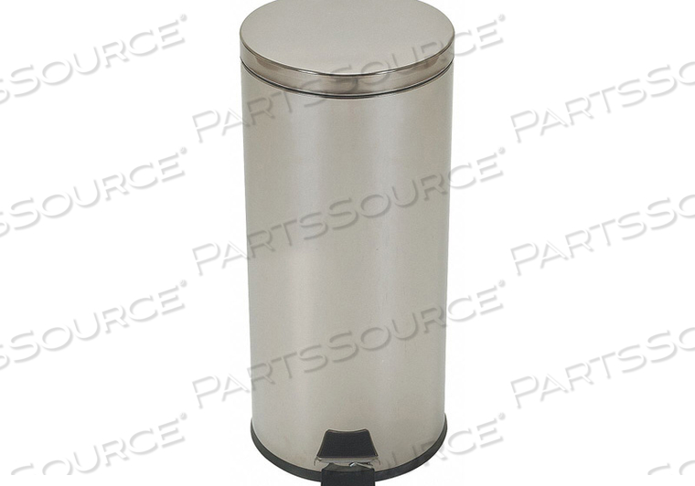 MEDICAL WASTE CONTAINER SILVER 8 GAL. by Tough Guy