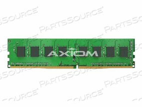 AXIOM AX - DDR4 - 16 GB - DIMM 288-PIN - 2133 MHZ / PC4-17000 - CL15 - 1.2 V - UNBUFFERED - ECC - FOR HP WORKSTATION Z240 by Axiom