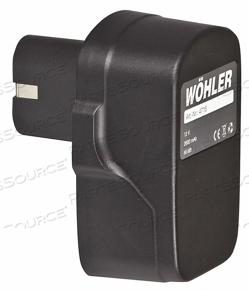 CAMERA BATTERY NIMH by Wohler