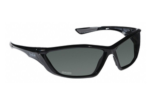 BALLISTIC SAFETY GLASSES GRAY by Bolle Safety