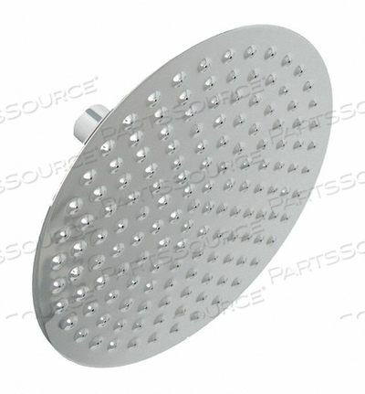 SHOWER HEAD 4 IN H 7-5/8IN.FACE DIA. by Trident