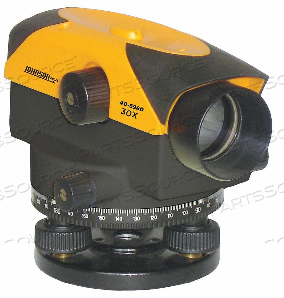 AUTOMATIC LEVEL OPTICAL 30X 400 FT. by Johnson Level