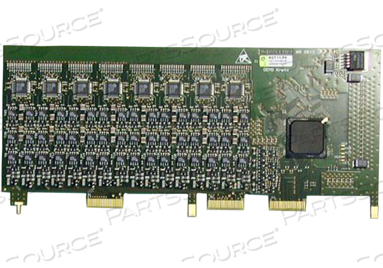 RST15.P6 TRANSMITTER SUB BOARD HAL by GE Healthcare