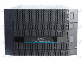 DELL EMC VNX 5300 - NAS SERVER - 25 BAYS - 2.4 TB - RACK-MOUNTABLE - SAS 6GB/S - HDD 300 GB X 8 - RAID 0, 1, 3, 5, 6, 10 - RAM 16 GB - 8GB FIBRE CHANNEL - ISCSI - 3U - FIELD