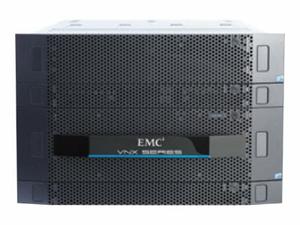 DELL EMC VNX 5300 - NAS SERVER - 25 BAYS - 2.4 TB - RACK-MOUNTABLE - SAS 6GB/S - HDD 300 GB X 8 - RAID 0, 1, 3, 5, 6, 10 - RAM 16 GB - 8GB FIBRE CHANNEL - ISCSI - 3U - FIELD by EMC