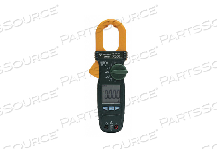 CLAMP METER AC 600 AMP by Greenlee
