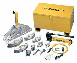 HYDRAULIC PIPE BENDER 1/2 TO 2 IN by Enerpac