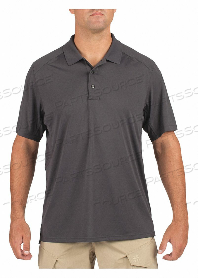 J5699 HELIOS POLO L CHARCOAL by 5.11 Tactical