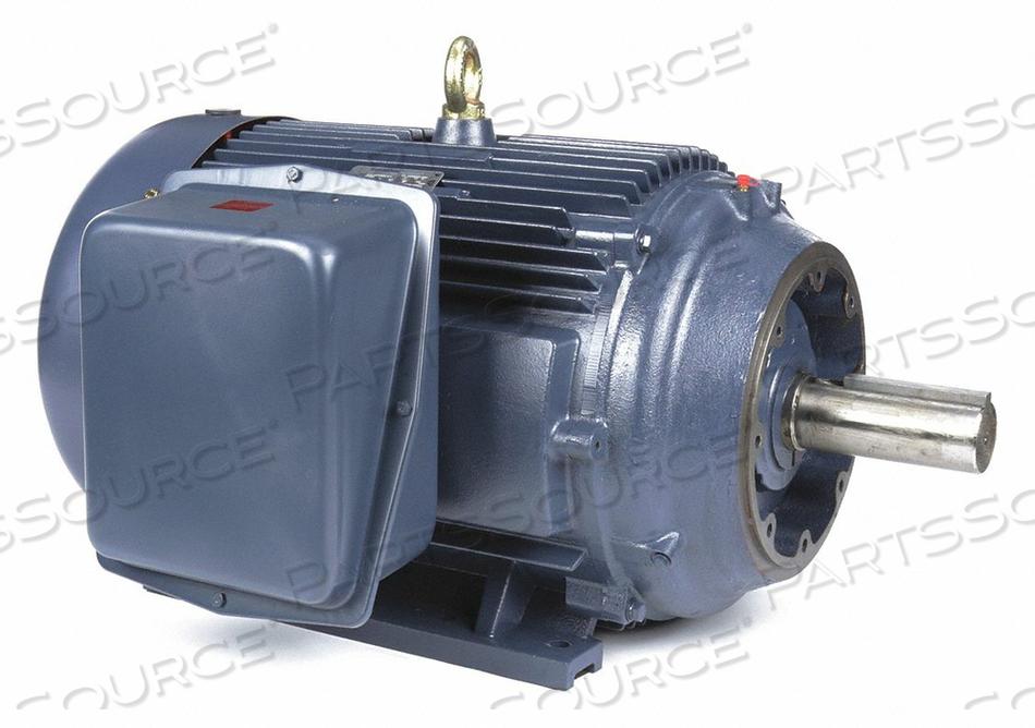 MOTOR 3-PH TEFC 100 HP 1785 RPM 230/460V by Marathon Motors