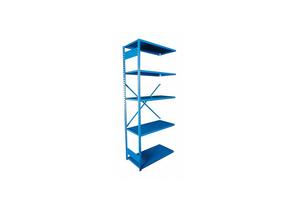 METAL SHELVING STEEL REGAL BLUE 18 GA. by Equipto