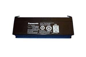 "12V 2.2AH SLA PANASONIC F1 / .187"" FASTON by Panasonic / Matsushita Electric Industrial Co, Ltd"