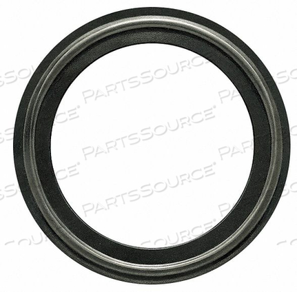 GASKET SIZE 3 IN TRI-CLAMP EPDM by Rubberfab