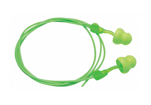 EAR PLUGS CORDED POD 30DB PK100 by Moldex