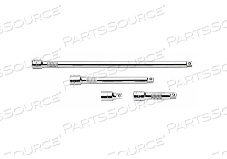 SOCKET EXTENSION SET 3/8 DR 1.5 - 12 L by SK Professional Tools
