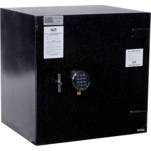 """STANDARD SECURITY SAFE 25""""W X 20""""D X 25""""H ELECTRONIC LOCK 6.69 CU. FT. BLACK by Fire King"""