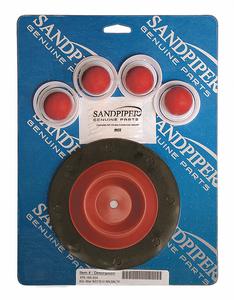 REPAIR KIT SANTOPRENE FLUID 3/4 IN PUMP by Sandpiper