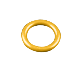 O-RING, 12.37 MM ID, 17.6 MM OD, SILICONE, 40 TO 112 DUROMETER by Datex-Ohmeda