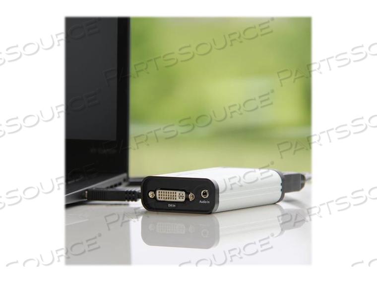 USB3 CAPTURE HIGH PERFORMANCE DVI 1080P