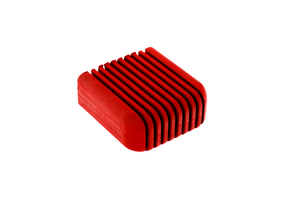 BRAKE PEDAL CAP, RUBBER, RED by Graham-Field (GF Health Products)