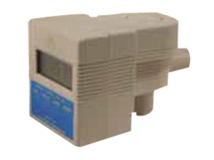 ELECTRONIC DIGITAL RESPIROMETER, 5 TO 100 LPM, 22 MM FEMALE, 0 TO 200 L by Anesthesia Associates