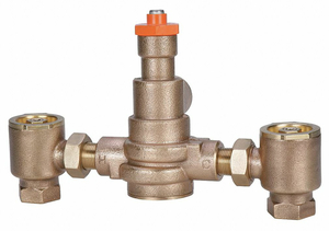 MIXING VALVE BRONZE 3 TO 32.9 GPM by Powers