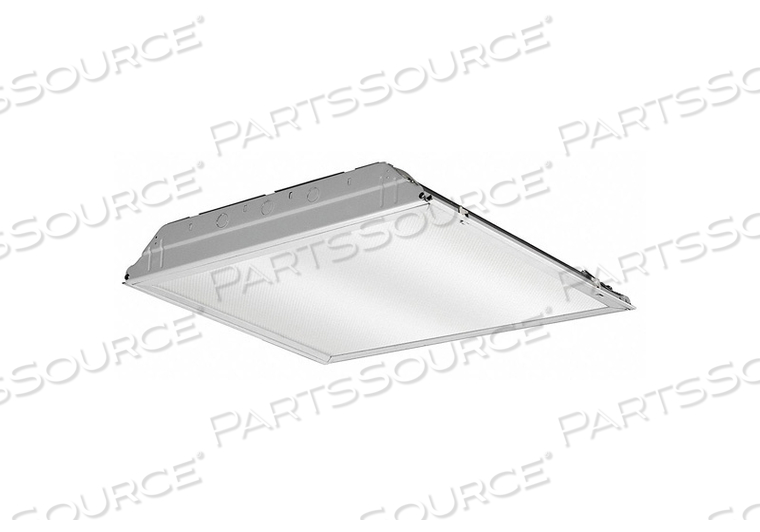 LED Recessed Troffer 120-277V 3500K 35W